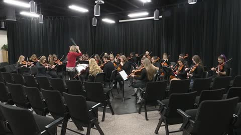 Plymouth H.S. Symphony Orchestra: Sounds of the Season 2019