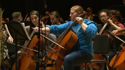 Sounds of the Season: Elkhart Central High School Symphony Orchestra