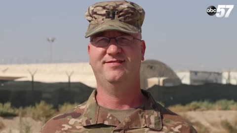 South Bend native plays major role in military exercise in Saudi Arabia