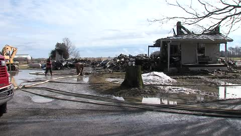 Three children killed in house fire in Miami County