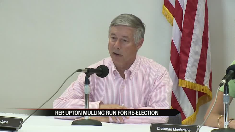 Upton discusses 2018 prospects in 6th District as opponents line up