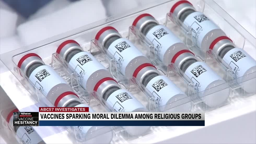 Vaccine hesitancy among religious groups over use of fetal tissue...
