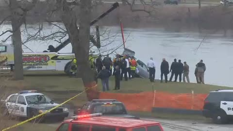 Person found in vehicle submerged in St. Joseph River in Elkhart