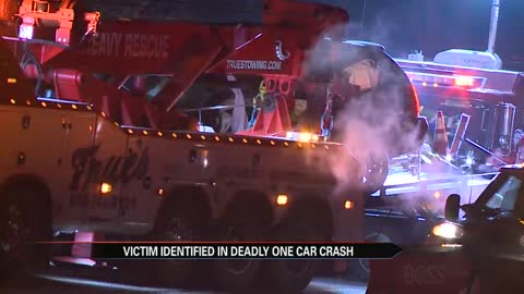 Victim of fatal Cass County crash identified