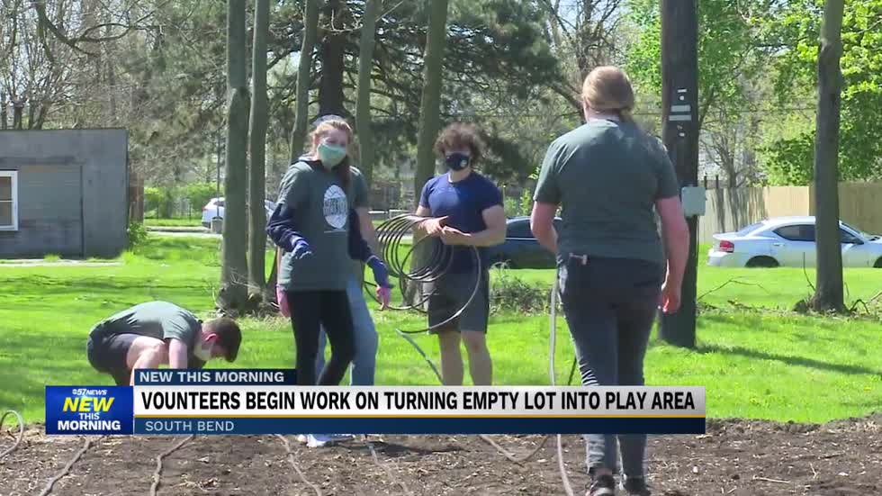 El Campito's empty lot turning into a recreational area for the community of South Bend