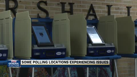 Voting problems, confusion reported around Michiana on Election...