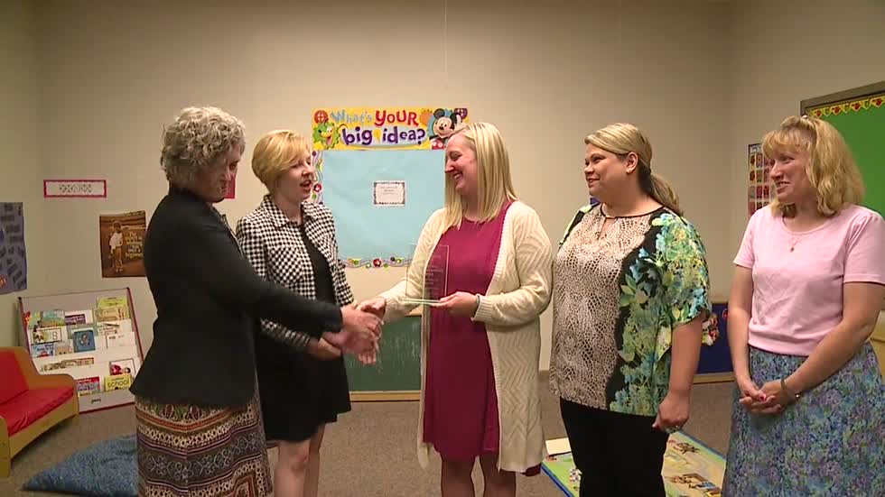 Walnut Hill Early Education Childhood Center wins top prize in competition