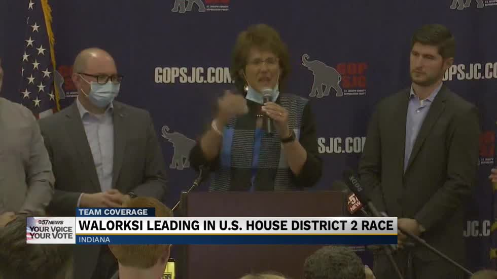 Walorski re-elected to 2nd Congressional District