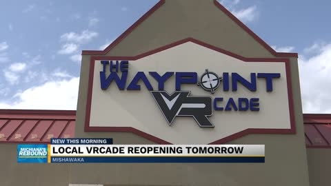 Waypoint VRcade prepares for soft re-opening