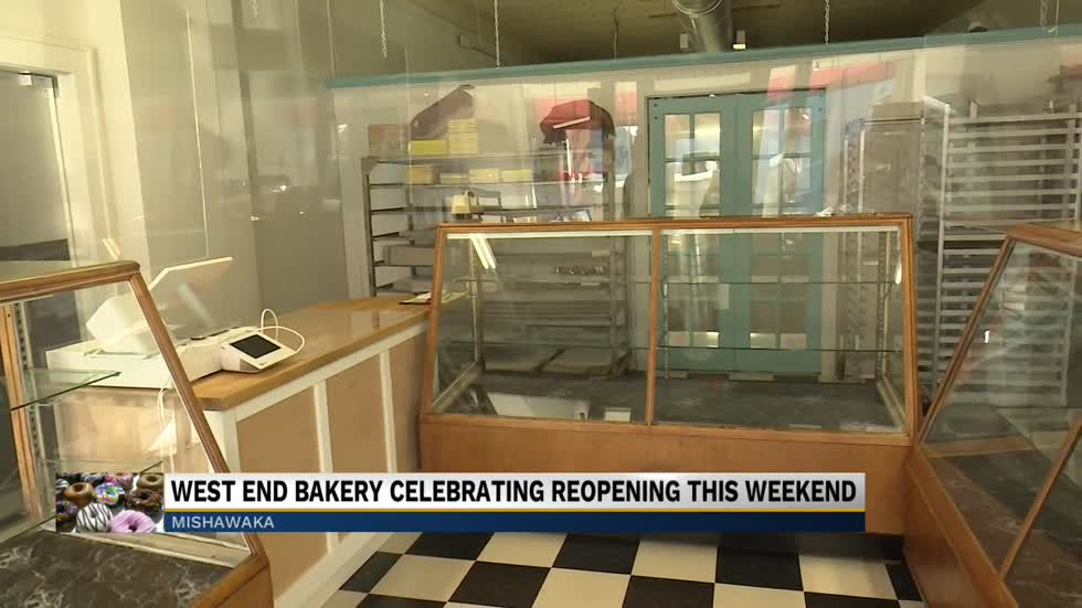 West End Bakery reopens its doors under new ownership