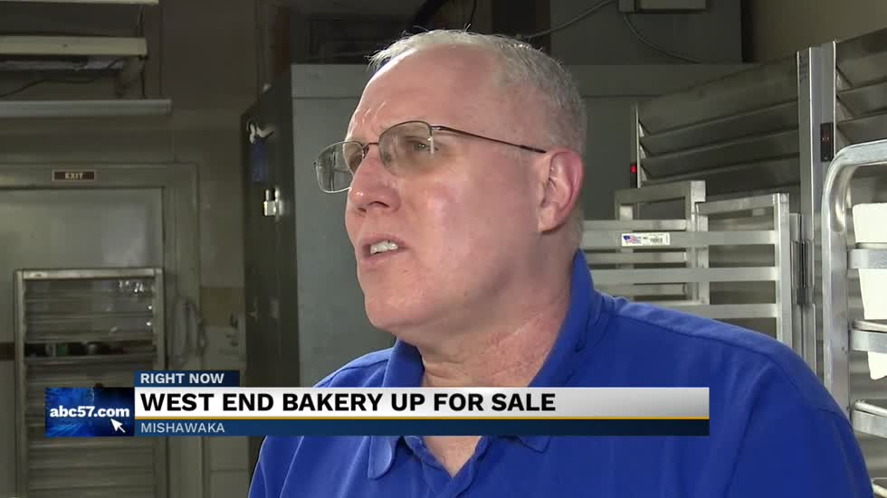 West End Bakery for sale, looking for new owners to 'keep it going'