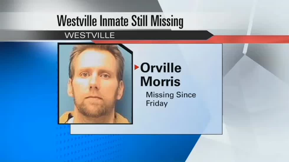 Westville prisoner still on the loose, community confident he'll be found