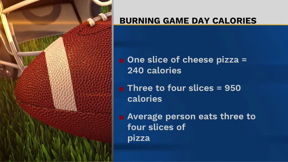 What to do to burn off Super Bowl snacks 1