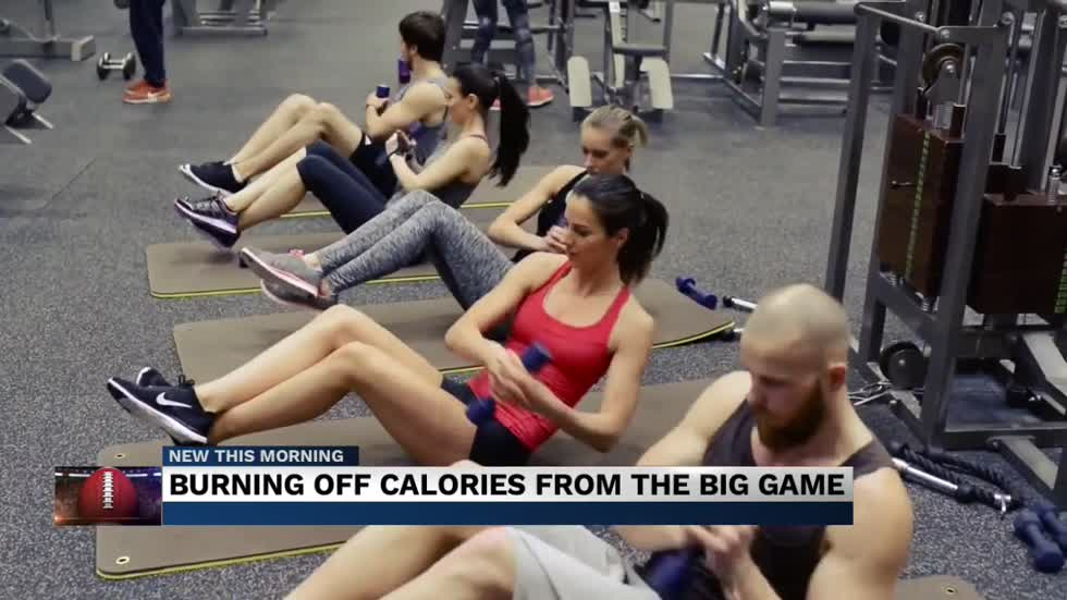 What to do to burn off Super Bowl snacks