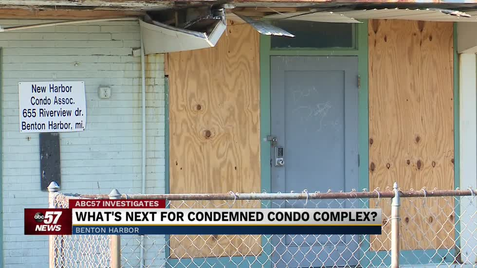 What's next for condemned Benton Harbor community