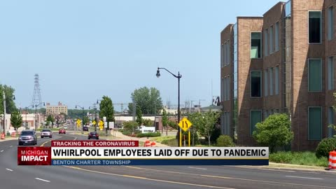 Whirlpool announces layoffs due to COVID-19