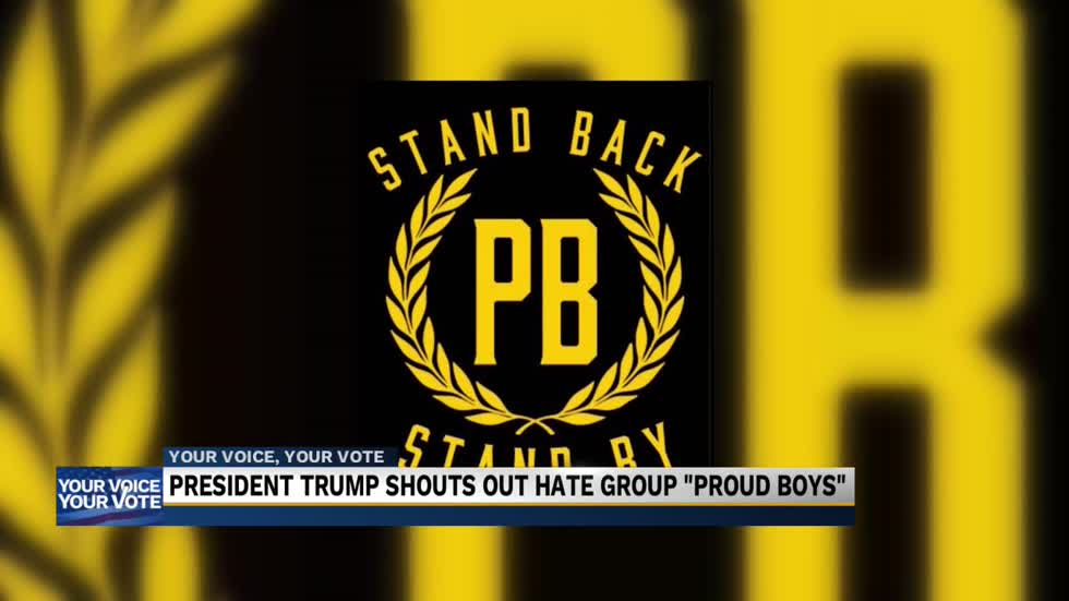 Who are the Proud Boys? Trump facing backlash after debate comments