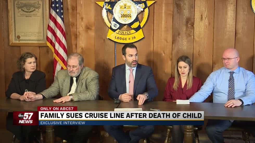 Wiegand family announces lawsuit against Royal Caribbean for death of Granger toddler