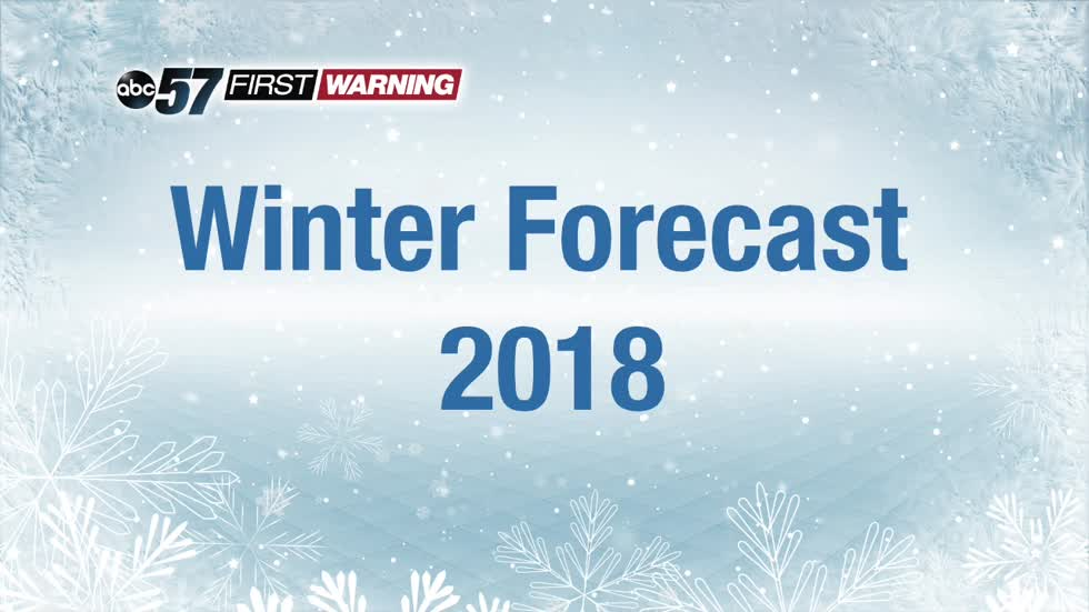 Winter Forecast 2018