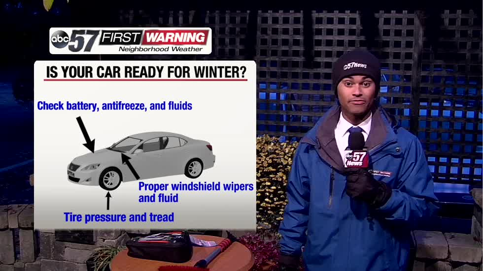 Winter weather preparedness week for Michiana