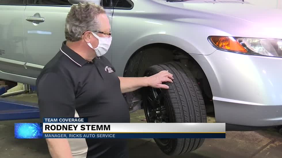 Local expert shows drivers how to winterize car