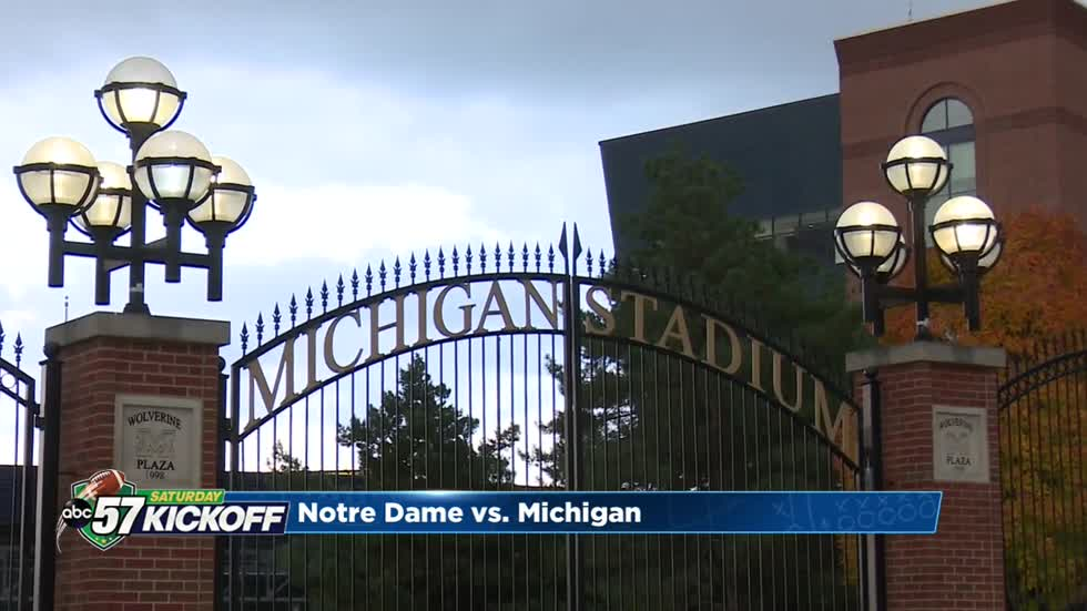Wolverines expected to fight for a win against Notre Dame