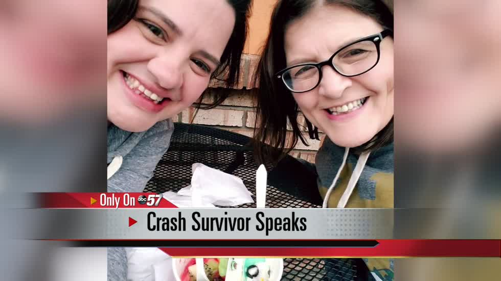 South Bend woman talks about car crash that killed her mother