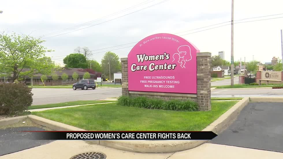 Women's Care Center asks council to override mayor's veto