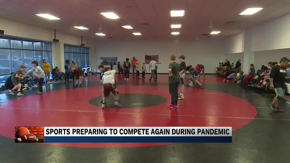 Wrestlers in St. Joseph County ready for 2021 competitions