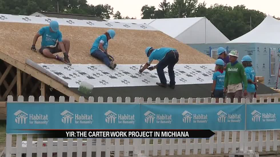 Year in Review 2018: Carter Work Project