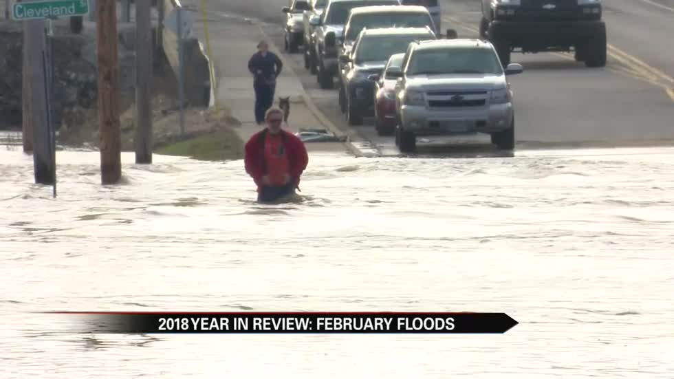 Year in Review 2018: February floods