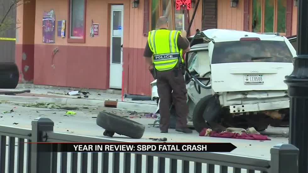 Year in Review 2018: South Bend Police fatal crash