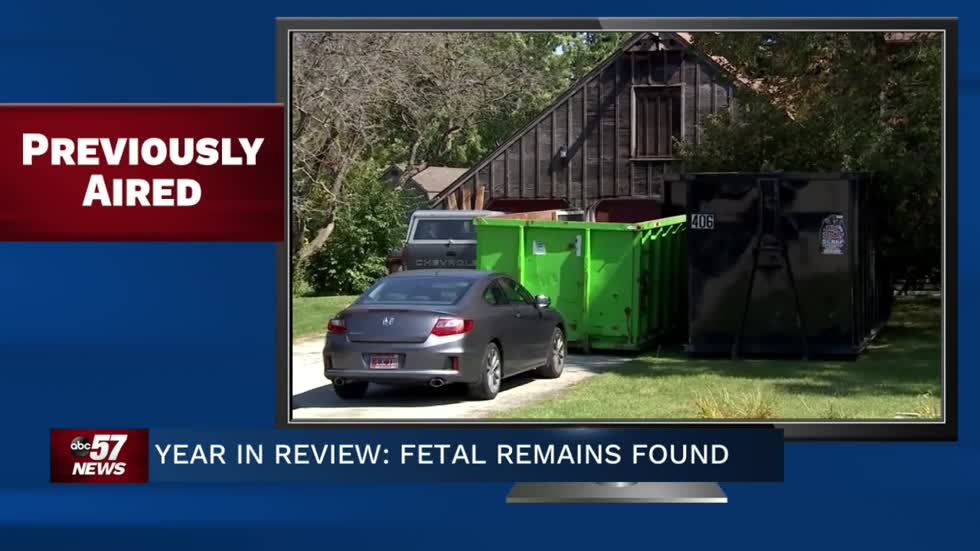 Year in Review 2019: Fetal remains found at home of Dr. Ulrich Klopfer