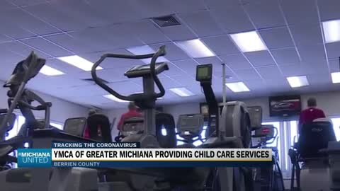 YMCA of Greater Michiana helping medical staffers