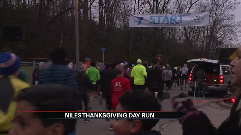 YMCA of Southwest Michigan holding 37th annual Thanksgiving Day Run