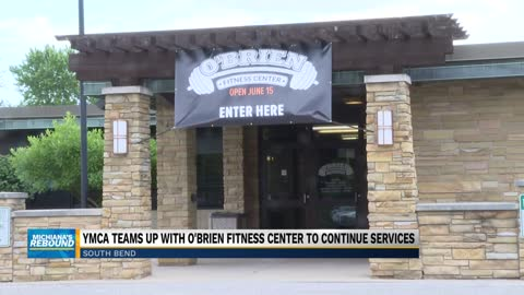 YMCA teams up with O'Brien Fitness Center to continue services