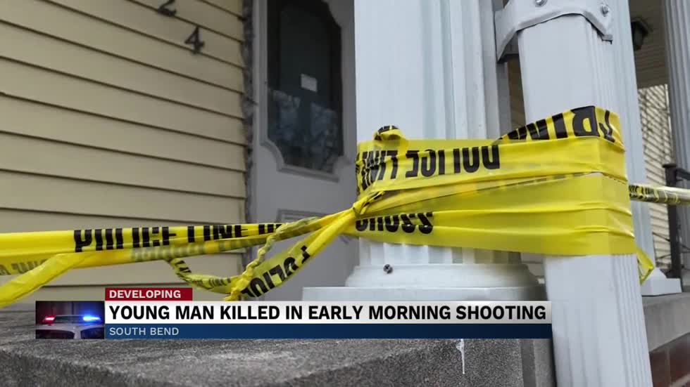 Young man killed in early morning shooting