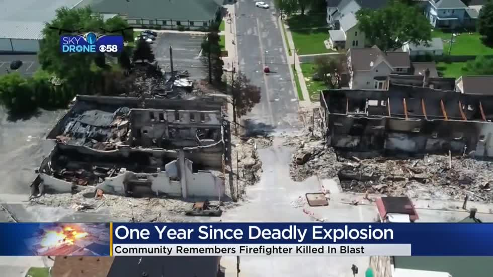 Sun Prairie holds remembrance event one year after deadly gas explosion
