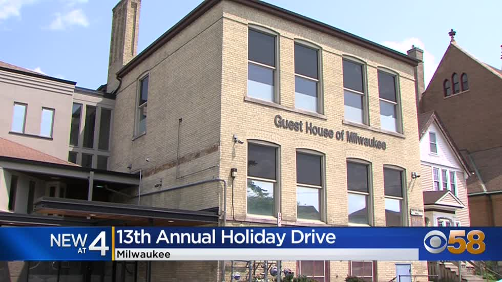 13th annual Milwaukee-area holiday drive kicks off