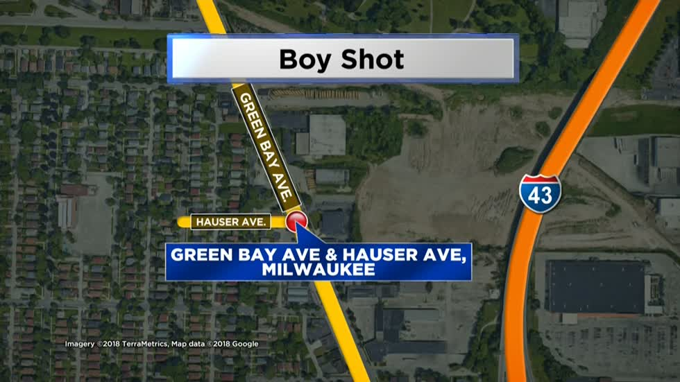 Milwaukee Police: 14-year-old shot during confrontation with private property owner