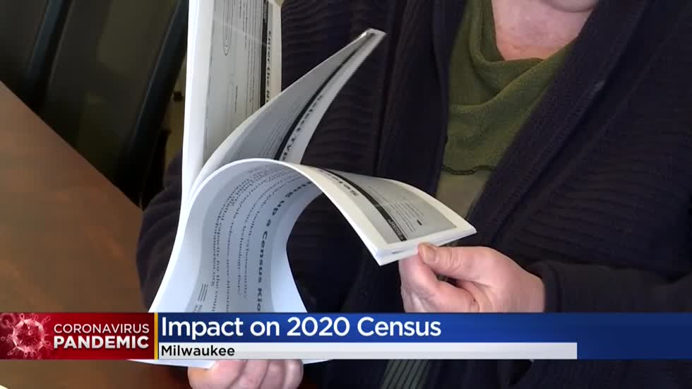Less than half of Milwaukee households have responded to 2020 census