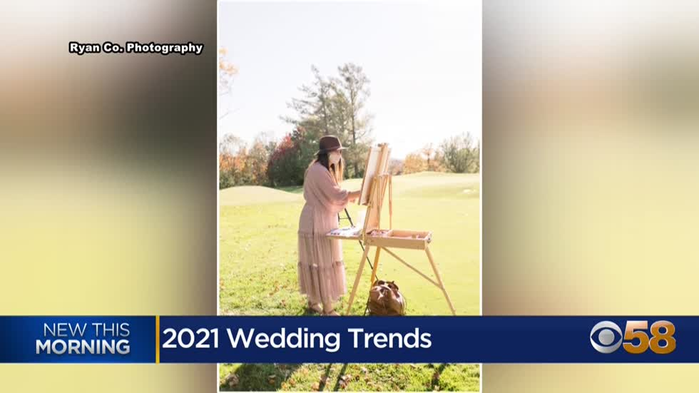 WeddingWire shares 2021 wedding trends