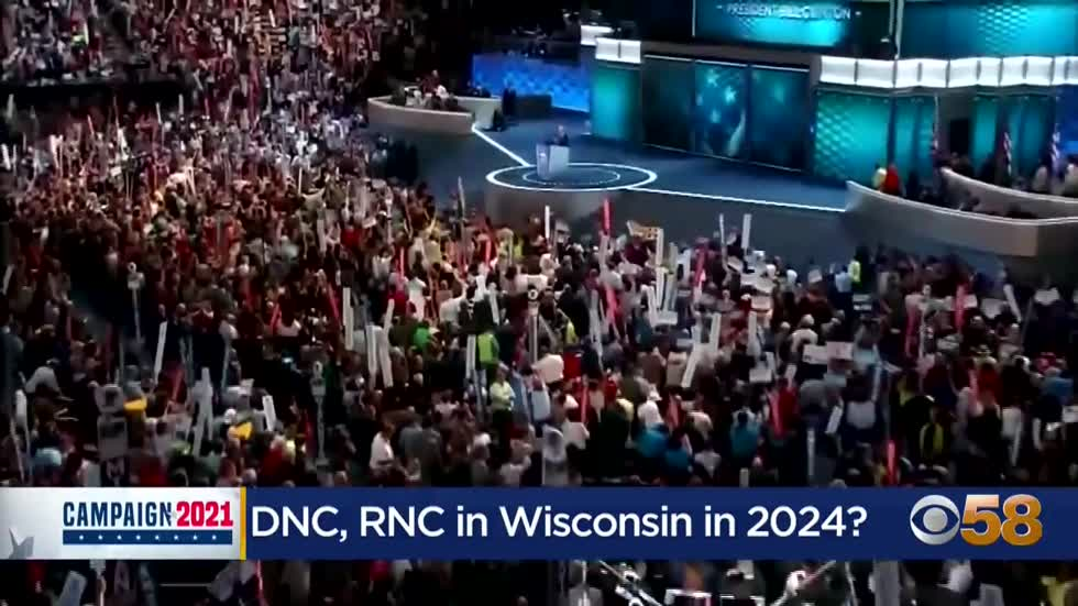 Republicans, Democrats eye Milwaukee to host 2024 National Convention