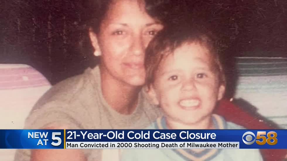 Man found guilty in 21-year-old homicide case of Milwaukee mother