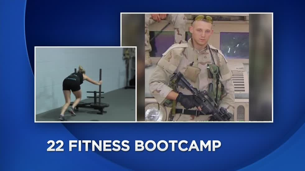 "Special vets & civilians get a major workout with ""22 Fitness Bootcamp"""