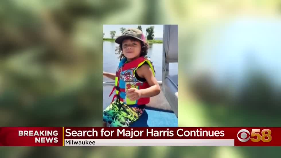 3-year-old Major Harris not found after several searches; father...