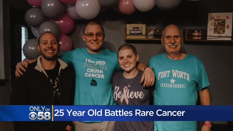 One in thousands: 25-year-old Wauwatosa woman battles stage 3 breast cancer