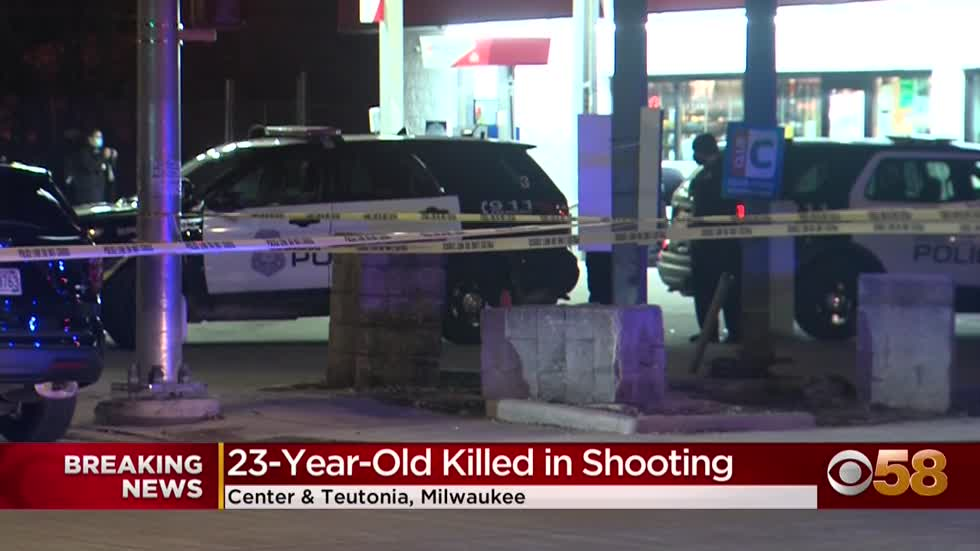 1 dead in shooting near Teutonia and Center in Milwaukee