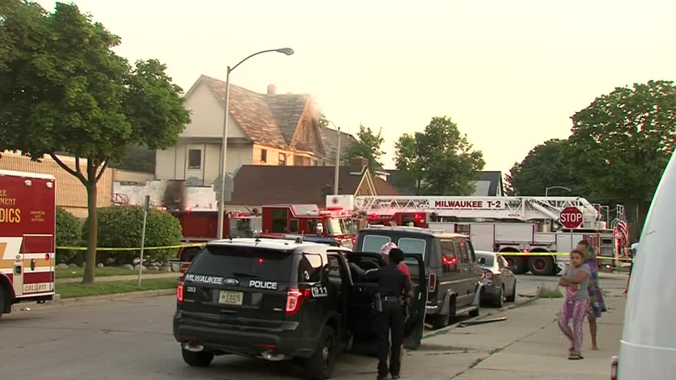 Authorities investigating cause of fire near 26th and Vliet