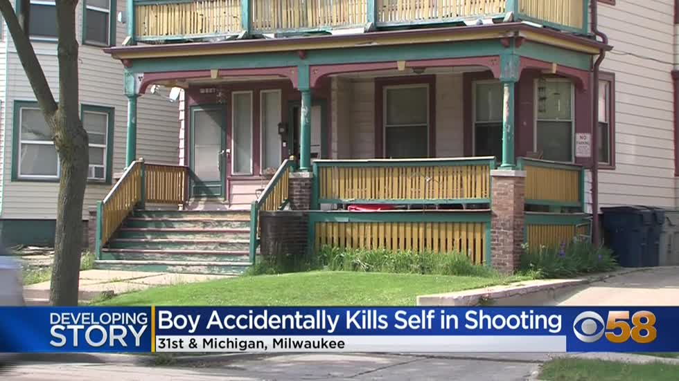 3-year-old boy fatally shoots himself near 31st and Michigan